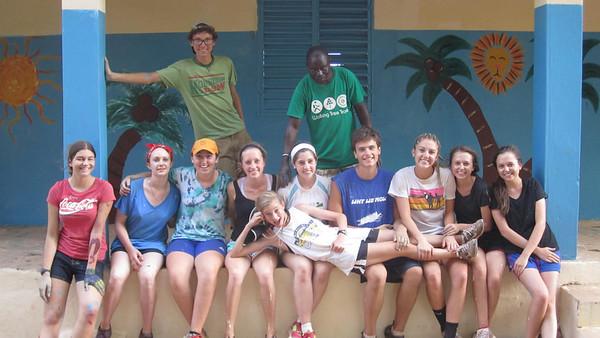 2013 Senegal 2 Week