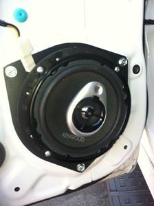 2005 Toyota 4Runner Rear Door Speaker Installation