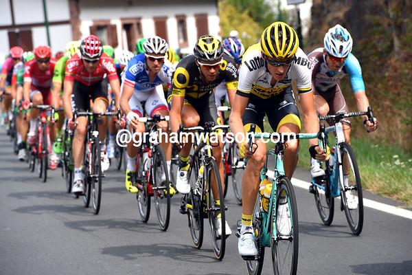 Vuelta a España - Stage14: Urdax > Col d' Aubisque, 196kms