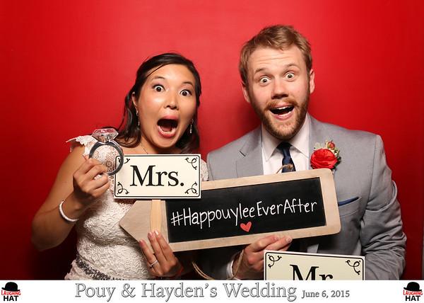 Pouy & Hayden's Wedding