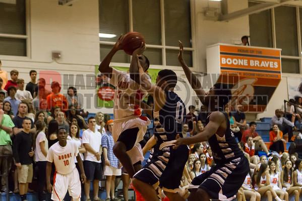 Boone Boys Varsity Basketball #3 - 2014