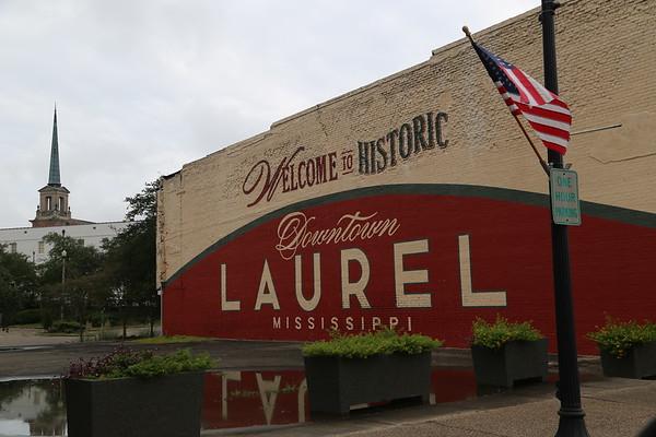 Laurel to Bienville NF