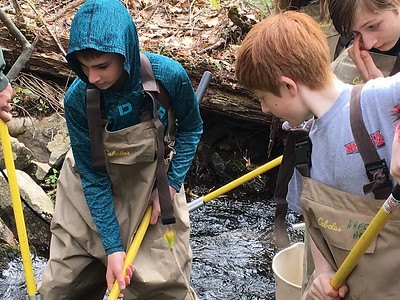 6th/7th Grade Watershed Day
