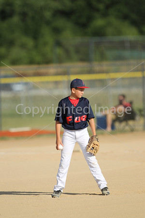 Baseball 7/20/2013 @ Optimist fields