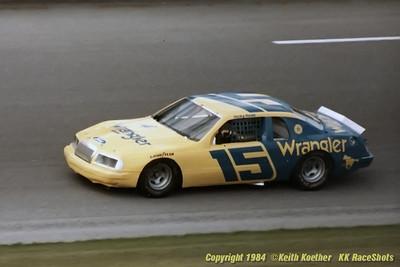 NASCAR Speedweeks 1984