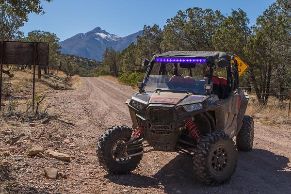 Empire Ranch Camp & Ride SE of Tuscon AZ