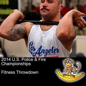 Fitness Throwdown