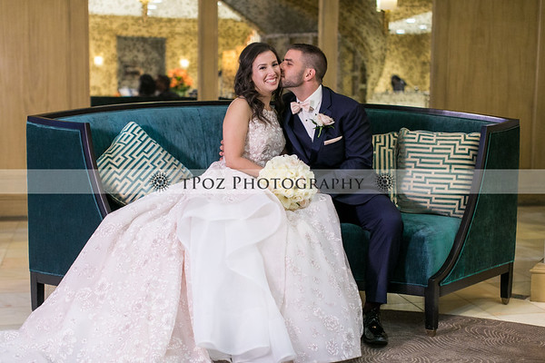 Jenna+Danny's Royal Sonesta Wedding