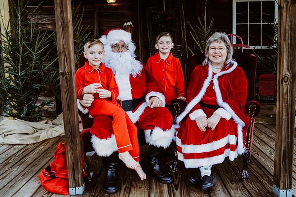 Erin Sumner Santa