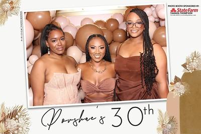 August 22, 2021 - Porshae's 30th