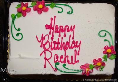 Rachel's Birthday - 2013