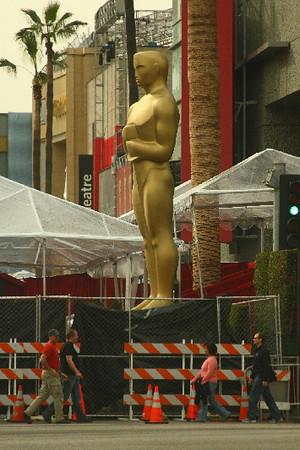 Oscar 2009 Hollywood, California