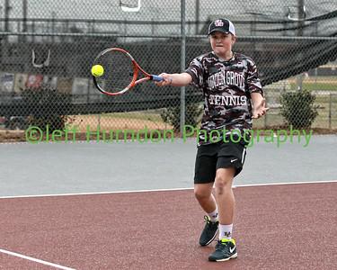 UGHS JV Tennis