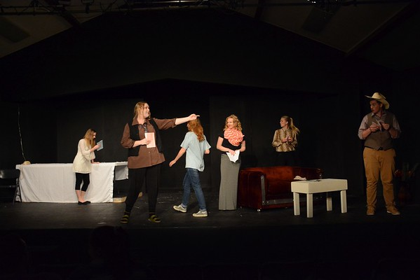 Emerging Director One Acts