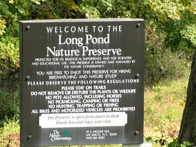 WLC website - land preservation