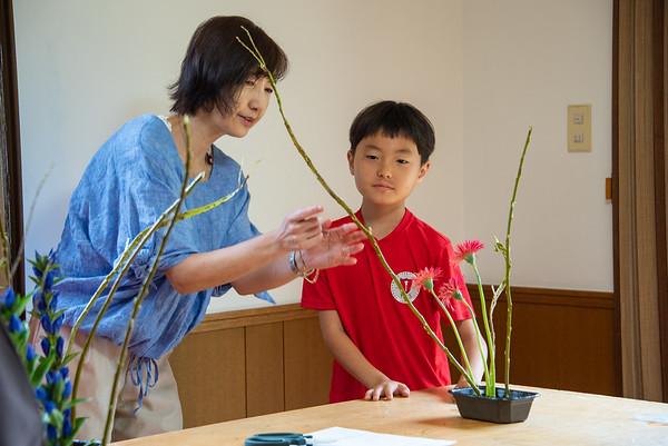 Grade 2 - Ikebana