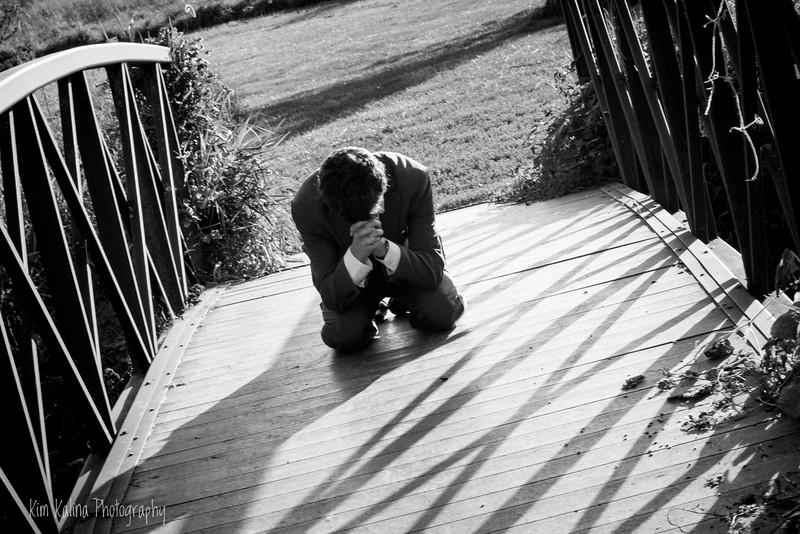 Cory praying bridge bw wm-8506.jpg