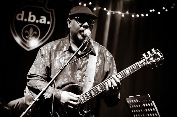Jaimoe's Jasssz Band - D.B.A. New Orleans 01/08/12