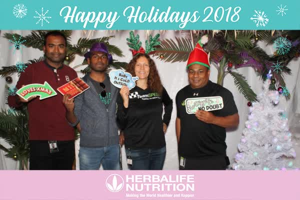 Herbalife Holiday Party 2018 - 12/7/2018