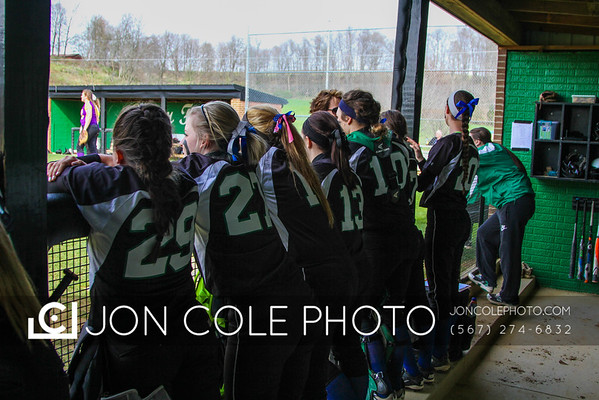 20160419 - CF Softball vs Lexington