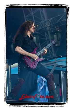 Megadeth @ Sonisphere 2013