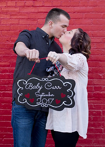 Baby Carr Announcement