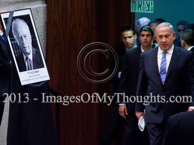20131016 Knesset Session Commemorates Assassinated Yitzhak Rabin