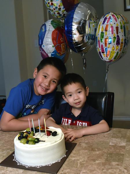 Henry's 4th Birthday