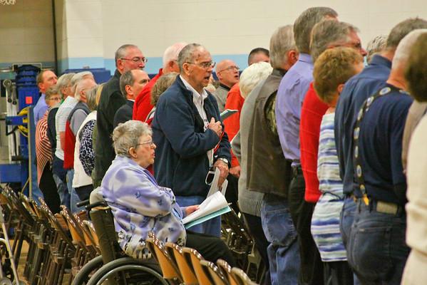 2015 Veterans Observance
