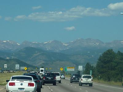 Mt Evans,CO 2010