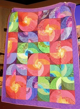 "2017 06-06 TCQG with Cara Gulati ""So you want to make an Art Quilt"""