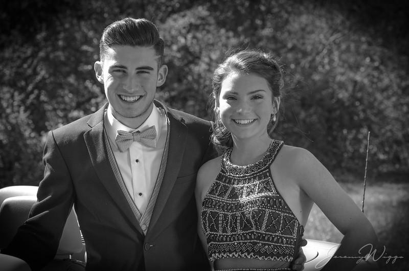 Jacob-Hannah Pre Prom 2017