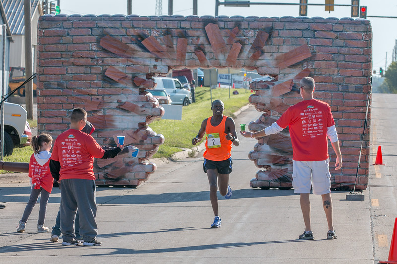 Quad Cities Marathon - Photo by Don Henderson