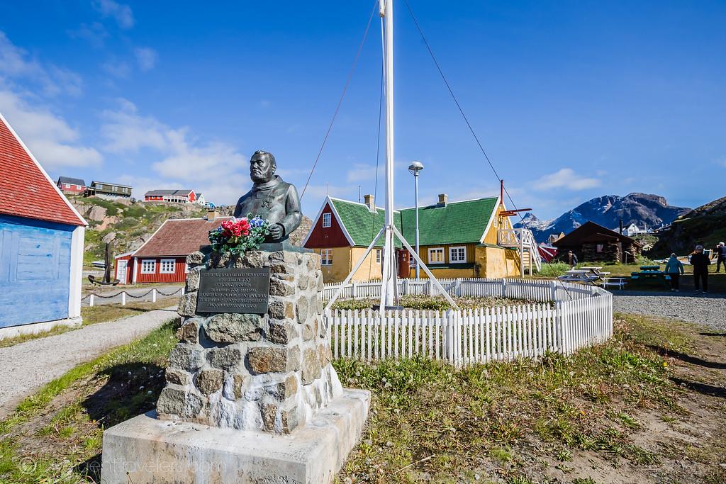 Sisimiut Greenland - Museum - Lina Stock