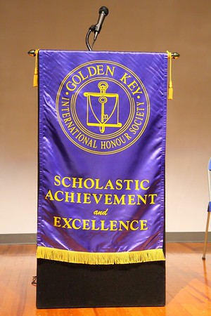 2009 Golden Key Induction Ceremony