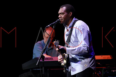 POUGHKEEPSIE, NY - JANUARY 31:  Robert Cray in concert at The Bardavon 1869 Opera House on January 31, 2015 in Poughkeepsie, NY.