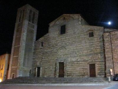 Montepulciano-Set of NEw Moon