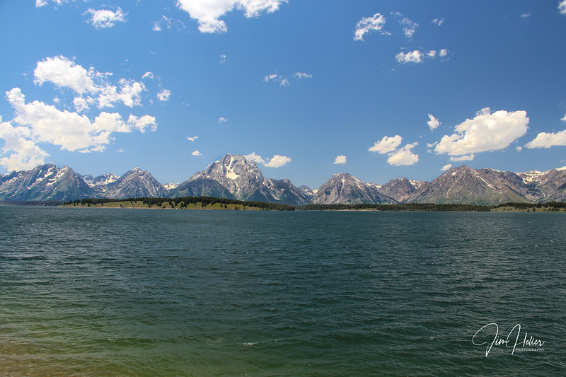 Jackson Lake Reservoir