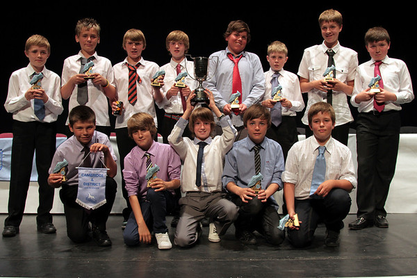 Cambs Colt Awards June 2011