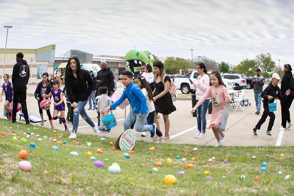 Easter Egg Hunt - 4.3.21