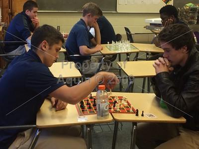 aquin chess team . 11.3.15