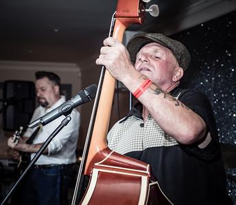 Beefy La Slap, Welsh Rockabilly Fair 2019