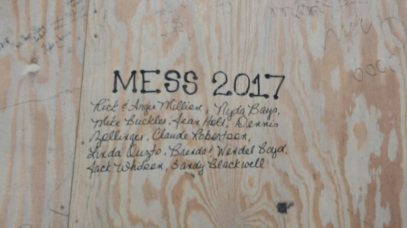 2017 January - MESS at Electric Storm