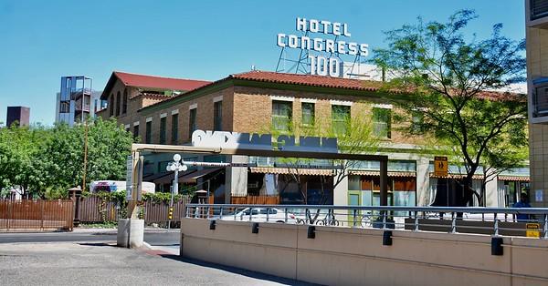 Hotel Congress, Tucson, AZ