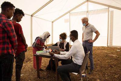 SG mission to Sudan // Tigray crisis