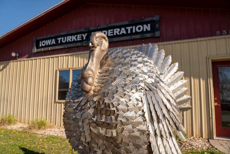 Ames Iowa Turkey Federation