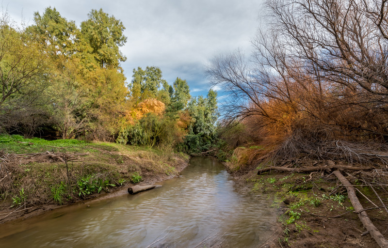 I-11 - Santa  Cruz River #1