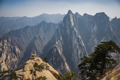 Xi'An and Huashan, China