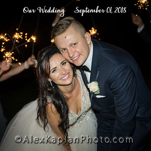 Wedding Paid Album at Stony Hill Inn Hackensack, NJ By Alex Kaplan Photo Video