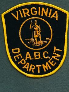 Virginia Alcohlic Beverage Control